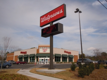 Samuel H. Pate and Justin W. Shepperd helped complete 7 reports in an urban setting in the City of Wilmington for the Kerr Avenue widening project. Property types associated with this project included fast food restaurants, convenience stores, drug stores, office buildings and recreational facilities.